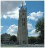 Le clocher de la cathédrale Saint-André de Bordeaux