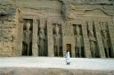Abou Simbel : le temple de Nefertari