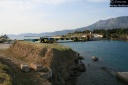 Diolkos et Canal de Corinthe