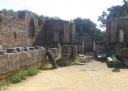 Atelier de Phidias à Olympie
