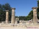 temple d'Héra d'Olympie