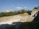 La Pnyx et l'Acropole