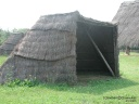 Bougon hutte