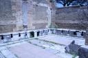 Les latrines d'Ostie