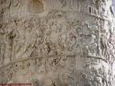 Colonne trajane (détail)