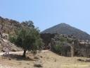 citadelle de Mycènes