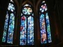 Vitraux de Chagall cathédrale de Reims