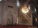 Intérieur de la mosquée d'Edirne