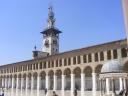 Damas - Mosquée - cour intérieure