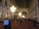 Damas - Mosquée - salle de prière
