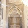 Damas - Mosquée - salle de prière, mihrab