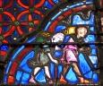 Métiers du Moyen-Age : maçon (1)