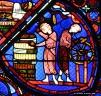 Métiers du Moyen-Age : tonnelier et charron