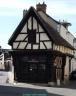 Maison à pans de bois du XVe siècle