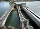 Trois ponts pour franchir un estuaire