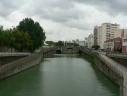 Ecluse du canal Saint Denis