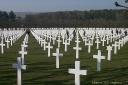 Cimetière américain à Verdun