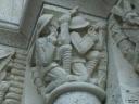 Chapelle du cimetière américain de Belleau.