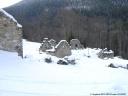 Ruines du village de Valchevrière