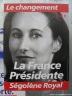 Affiches électorales des présidentielles 2007