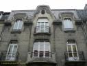 Immeuble Art Déco Reims rue des Capucins