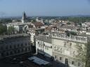 Palais des papes en Avignon