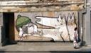 Fresques urbaines, Veliko Tarnovo, Bulgarie (2)