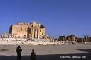 Palmyre : temple de Baal