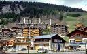 Immeubles en montagne