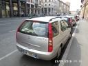 Voiture indienne à Bologne