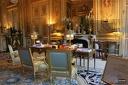 Bureau de travail du Président de la République dans le Salon doré