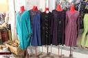 Iran : boutique vendant des manteaux