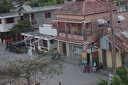 Une rue à Dessalines (Haïti)