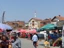 Marché à Pristina