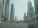Sheikh Zayed Road à Dubai