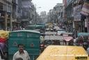 Embouteillage à New Delhi