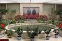 Le culte du chef par les fleurs en Corée du Nord