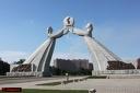 L'arche de la Réunification